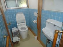 ☆トイレ工事にて☆(介護保険適用)