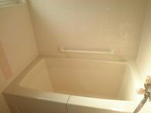 介護保険適用でお風呂に手摺をつけました!