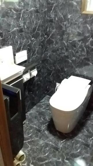 トイレもリニューアル!
