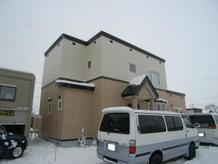 外壁張替工事(補助金対応・既存住宅流通活性化事業)(2011.02.16)