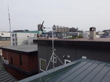 TVアンテナ修繕工事