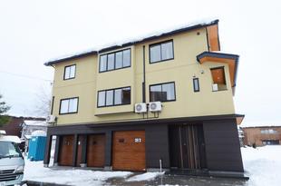 新築剛家工法の家内観一例