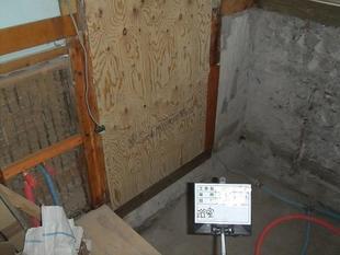 浴室耐震リフォーム
