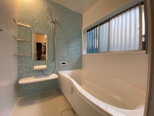 在来浴室⇒ユニットバスへ