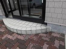 玄関ポーチ修繕工事