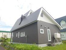 外壁張替、屋根塗装工事