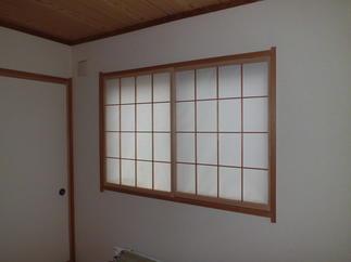 和室窓BEFORE