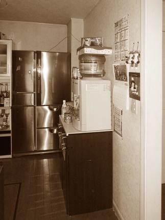 キッチンスペースBEFORE