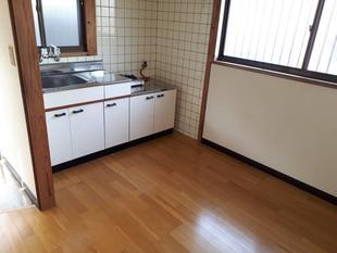 アパート改修工事