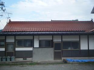 K様邸 屋根改修工事