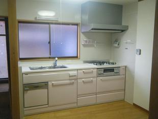 M様邸 キッチン改修工事