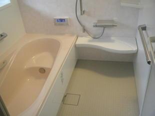 T様邸 浴室改修工事
