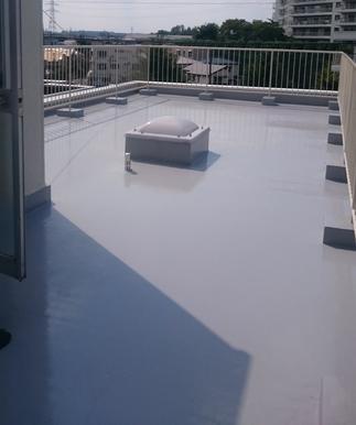屋上スペース