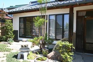 あったか窓とお庭の大改修