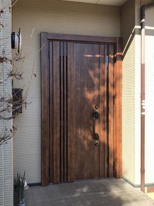 玄関ドア交換お願いできますか?
