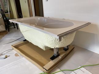 浴槽は高断熱浴槽!