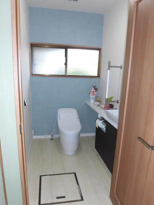 「熊本市 東区」トイレのリフォーム!