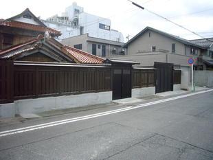塀及び門のリフォーム工事