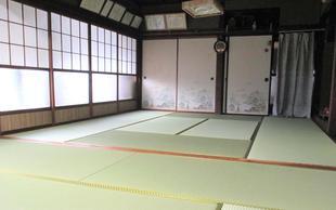 鳥取県日南町 A様邸 和室修繕工事