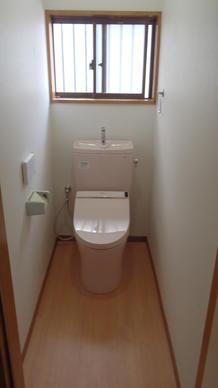 S様邸トイレ改修工事
