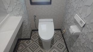 M様邸トイレ改築工事