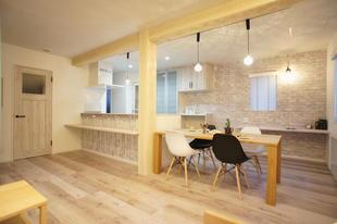 【リノベーション】シャビーシックな温かみある家