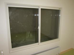 窓のリフォームで断熱性能アップ!