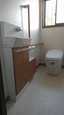 ☆M様邸 トイレ改修他給排水設備工事☆