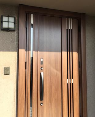 ☆S様邸 玄関ドア取替工事☆