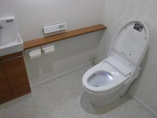 サティスで超節水!お掃除もラクで家計にも優しいおしゃれなトイレに!