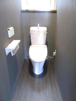 トイレが一気にあずましい空間に♪