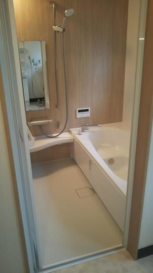 最新機能満載のお風呂でワンランク上の安らぎを♪