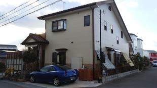 【外壁塗装・ベランダ防水】2017稲美町リフォーム