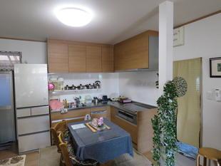 T様邸キッチン改修