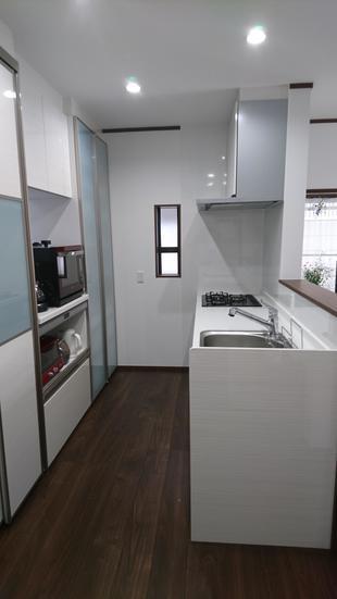O様邸 キッチン・トイレ改修工事