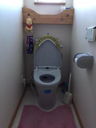 M様邸 トイレ取替工事