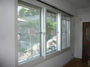 M邸 窓リフォームで寒さ対策