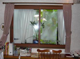 T邸 窓リフォーム~出窓にインプラス~