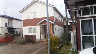 秋田市 S様邸 外壁工事