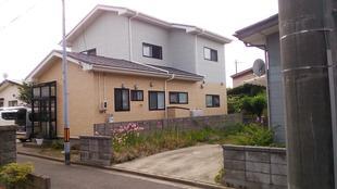 秋田市 S木様邸 外壁及び屋根工事
