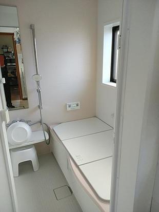 秋田市 S様邸 浴室リフォーム工事