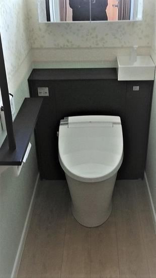 秋田市 K様邸 トイレ工事