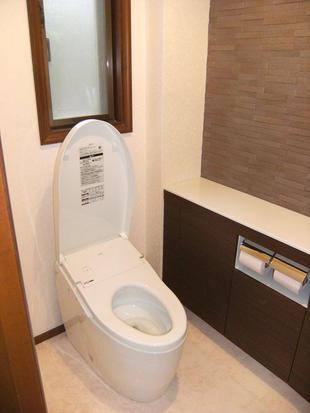 取手市 M様邸 トイレ改修工事