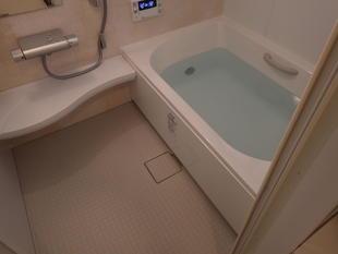 在来の浴室をユニットバスへリフォーム!