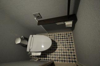 アクアセラミックのトイレでいつまでも、新しいのそのままに