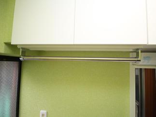 吊戸棚をカスタマイズ