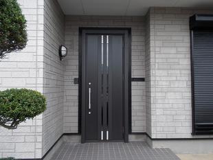 PATTOリフォーム・玄関ドア取り替え工事