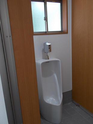 お寺のトイレ改修工事