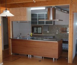 夢のキッチンリフォーム