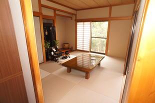 お気に入りの琉球畳